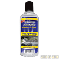 Cristalizador de vidros - AutoShine - Glass Shield - repelente de chuva - 90 mL - cada (unidade) - 16006