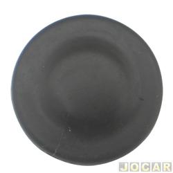 Capa parafuso Revestimento - alternativo - marrom - cada (unidade)