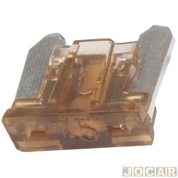 Fusível - Super mini - 7,5 amperes - cada (unidade)