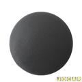 Tampinha do furo da antena - alternativo - redonda para furação de 1,5cm a 2cm de diâmetro - preta - cada (unidade)