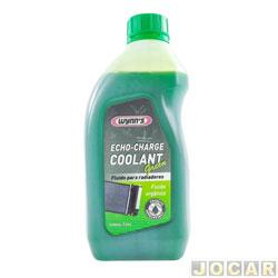 Aditivo para radiador - Wynn's -  Charge Coolant - (Verde) 1 litro - cada (unidade) - 41030940