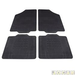 732201155ee Tapete de carpete+borracha - Borcol - Grupo A (tipo universal - ver detalhes