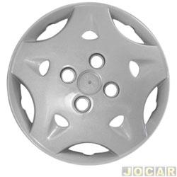 Calota aro 13 - Grid - Corsa 2000 - 5 pontas - cada (unidade) - 114  p12