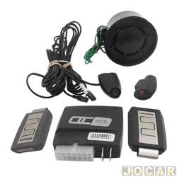 Alarme para automóveis - Olimpus - Padlock dual tech - com sensor presença - cada (unidade) - 20.21.1273