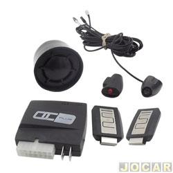 Alarme para automóveis - Olimpus - Padlock plus - com sensor de presença - cada (unidade) - 20.21.1243