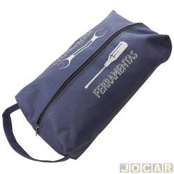 Bolsa para ferramentas - azul marinho - cada (unidade)