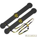 Protetor da porta - magnético e removível - estreito - Shields - preto - par