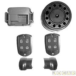 Alarme para automóveis - Pósitron - Cyber FX330 - com entrada para trava gasolina - cada (unidade) - 012582000