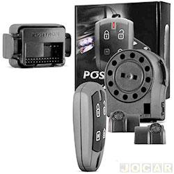 Alarme para automóveis - Pósitron - Keyless 330 - com controle de presença  - cada (unidade) - 012603000