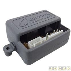 Módulo do vidro elétrico - Quantum - DL1111 Módulo auxiliar - p/ trava ou vidros - 2 e 4 portas - cada (unidade) - 514-599