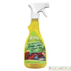 Lava auto a seco - Pérola - Lavagem Ecológica sem água - 500ml - cada (unidade) - 704797