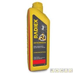 Aditivo para radiador - Radiex - Bio coolant ultra concentrado para 3 meses - 1 Litro - cada (unidade) - R-8704