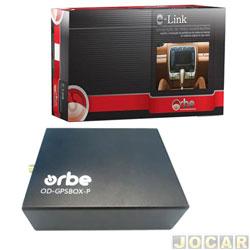 GPS (navegador) - Orbe - GPS Box - Pioneer - Linha 2013 - OD GPSBOX PX - cada (unidade)