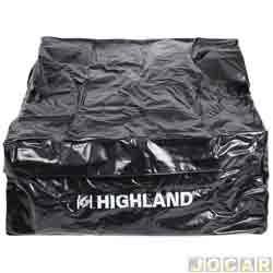 Bolsa para ferramentas - Highland - maleiro de carga para Racks 85x31 - preta - cada (unidade) - 1038900