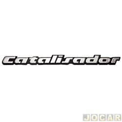 Letreiro - alternativo - Catalisador - cada (unidade)