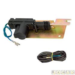 Trava elétrica - Dial - L200 Outdoor HPE 2006 em diante - para caçamba - cada (unidade) - LTCMT18