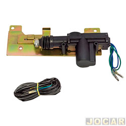 Trava elétrica - Dial - S10 2012 até 2016 - para caçamba - cada (unidade) - LTCGM14