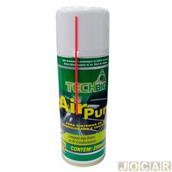 Limpador de ar condicionado - Techbio - Air Pure - spray lavanda - 290ml - cada (unidade) - TB009L