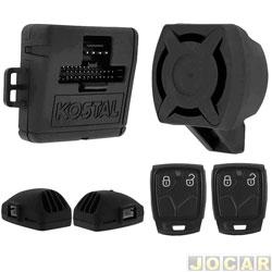 Alarme para automóveis - Kostal - K150 - sem sensor de presença - k connect - cada (unidade) - 10120319