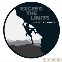Capa de estepe - Comix Acessórios - EcoSport/CrossFox/AirCross 2010 até 2015/Spin - sem limites - cada (unidade) - CC545