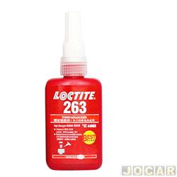 Cola - Loctite - trava roscas 263 alta resistência - 10g - cada (unidade) - 1528468