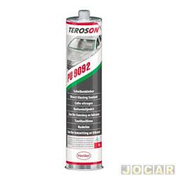 Cola de para-brisa - Loctite - teronson terostat 9092 cartucho 310 mL - 3 horas - cada (unidade) - 1992001