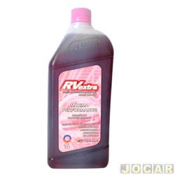 Aditivo para radiador - alternativo - Visconde - Rosa - Bio coolant concentrado - 1 Litro - cada (unidade) - RV61005
