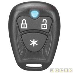 Controle para alarme - Taramp's - TR-1 Preto (controle remoto) - cada (unidade) - 900287