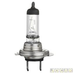 Lâmpada do farol - GE (General Electric) - H7 - 12V 55W - cada (unidade) - 58520