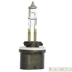Lâmpada do farol - GE (General Electric) - H27W/1 - 12V - 27W - Milha - cada (unidade) - 54480