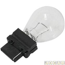 Lâmpada - GE (General Electric) - 1 polo base plástica - 27W - cada (unidade) - 3156