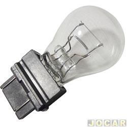 Lâmpada - GE (General Electric) - 2 polos - 27/7W - base de plástico - cada (unidade) - 17172I