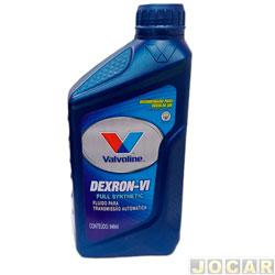 Óleo de direção e transmissão hidráulica - Valvoline - sintético - ATF Dexron VI - 1 Litro - cada (unidade) - 496.313