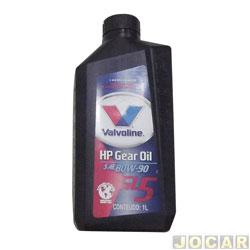 Óleo do câmbio - Valvoline - Durablend Gear Oil - LS 80W-90 - 946 ml - cada (unidade) - 706583