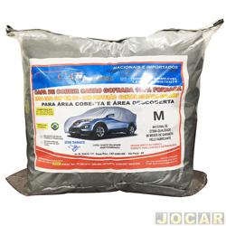 Capa de carro - Dricar - média - impermeável - forrada - cada (unidade) - 2704