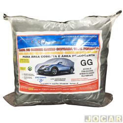 Capa de carro - Dricar - GG - impermeável - forrada - cada (unidade) - 2708