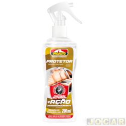 Limpa couro - Proauto - Hidratante para couro - 200ml - cada (unidade) - 0333