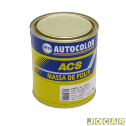 Massa de polir - alternativo - Autocolor ACS N2 1/4 - cada (unidade)