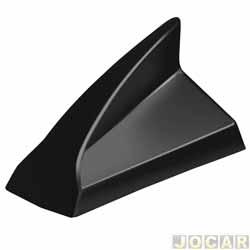 Antena do teto - Antico - Tubarão universal - preta - cada (unidade) - AN074