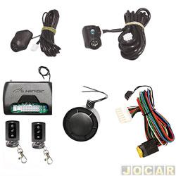 Alarme para automóveis - Hinor - HA18 - 18 funções - cada (unidade) - 71043