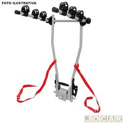 Suporte para bicicleta - Eqmax - Aço - Bike Engate - C3x - cada (unidade) - 1255