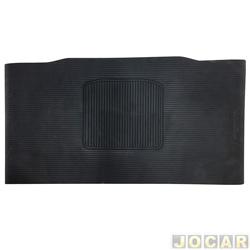 Tapete do túnel - Eqmax - Ford/Volkswagen - preto - traseiro - cada (unidade) - 3017902