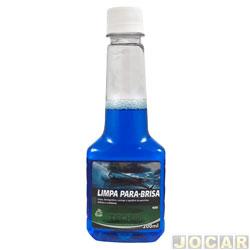 Limpa vidros - Techbio - detergente para diluir no reservatório - 200 ml - cada (unidade) - TB 033B
