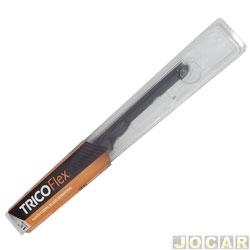 Palheta do limpador do para-brisa - Trico - Flex Flat Blade 16 - cada (unidade) - 22-160