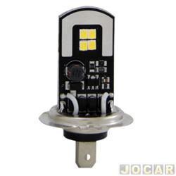 Lâmpada farol LED - Autopoli - H7 SLIM - 12/24V - 6500K - cada (unidade) - AL581