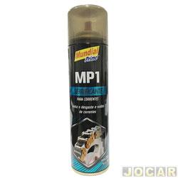 Lubrificante spray - Mundial Prime - para correntes - 200ml - cada (unidade) - AE03000020