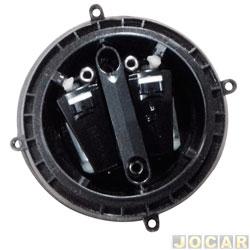Motor para retrovisor - importado - modelo com 3 fios 24v - cada (unidade) - 27335