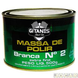 Massa de polir - Gitanes - a base de água - 500 grs. - cada (unidade) - 1023