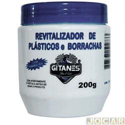 Revitalizador de para-choques - Gitanes - 200g - cada (unidade) - 1025