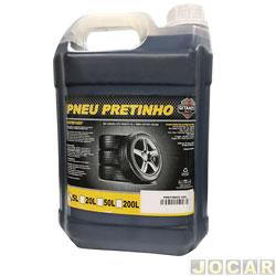 Limpa pneu - Gitanes - 5 litros - pretinho - cada (unidade) - 0055